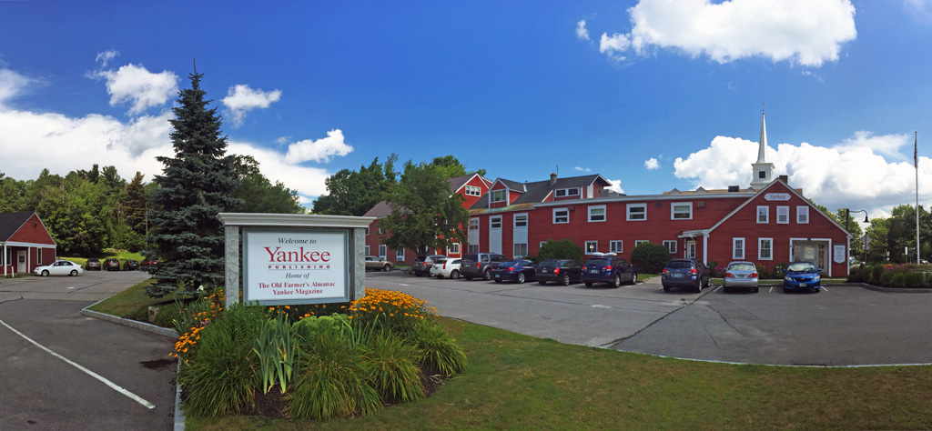 Yankee Publishing, Inc. in Dublin, NH